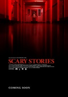 Scary Stories to Tell in the Dark - Dutch Movie Poster (xs thumbnail)