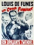 Totò, Eva e il pennello proibito - Belgian Movie Poster (xs thumbnail)