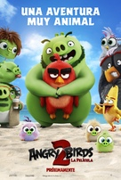The Angry Birds Movie 2 - Spanish Movie Poster (xs thumbnail)