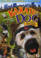 The Karate Dog - DVD cover (xs thumbnail)
