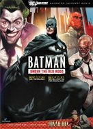 Batman: Under the Red Hood - Video release movie poster (xs thumbnail)