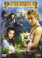 Peter Pan - German DVD cover (xs thumbnail)