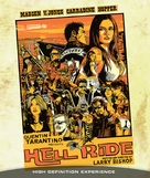Hell Ride - Finnish Blu-Ray cover (xs thumbnail)