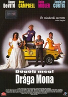 Drowning Mona - Hungarian Movie Cover (xs thumbnail)
