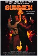 Gunmen - Movie Poster (xs thumbnail)