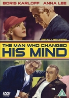 The Man Who Changed His Mind - British DVD cover (xs thumbnail)