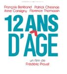 12 ans d'âge - French Logo (xs thumbnail)