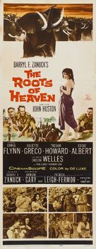 The Roots of Heaven - Movie Poster (xs thumbnail)