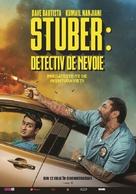 Stuber - Romanian Movie Poster (xs thumbnail)