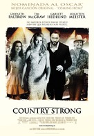 Country Strong - Spanish Movie Poster (xs thumbnail)