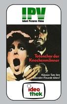 La orgía de los muertos - German DVD cover (xs thumbnail)