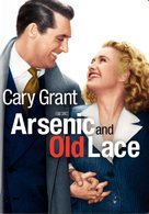 Arsenic and Old Lace - Movie Cover (xs thumbnail)