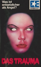The Premonition - German VHS cover (xs thumbnail)