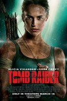 Tomb Raider - Movie Poster (xs thumbnail)