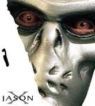 Jason X - Blu-Ray cover (xs thumbnail)