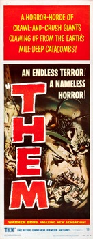 Them! - Theatrical movie poster (xs thumbnail)