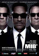 Men in Black 3 - Czech Movie Poster (xs thumbnail)