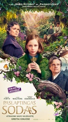 The Secret Garden - Lithuanian Movie Poster (xs thumbnail)