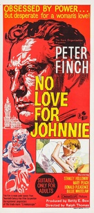 No Love for Johnnie - Australian Movie Poster (xs thumbnail)