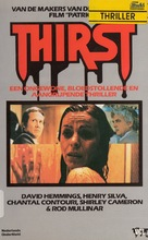 Thirst - Dutch VHS cover (xs thumbnail)