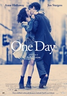 One Day - Italian Movie Poster (xs thumbnail)