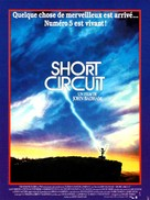 Short Circuit - French Movie Poster (xs thumbnail)