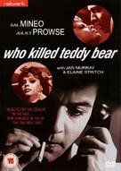 Who Killed Teddy Bear - British DVD cover (xs thumbnail)