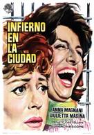 Nella città l'inferno - Spanish Movie Poster (xs thumbnail)