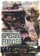 Special Forces - Spanish DVD cover (xs thumbnail)