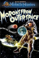 Morons from Outer Space - DVD movie cover (xs thumbnail)