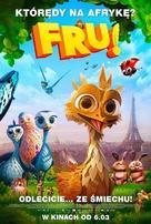 Gus - Petit oiseau, grand voyage - Polish Movie Poster (xs thumbnail)