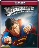 Superman II - HD-DVD movie cover (xs thumbnail)