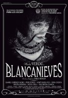 Blancanieves - Spanish Movie Poster (xs thumbnail)