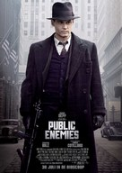 Public Enemies - Dutch Movie Poster (xs thumbnail)