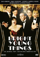 Bright Young Things - German DVD cover (xs thumbnail)