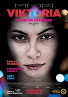 Viktoria: A Tale of Grace and Greed - Hungarian Movie Poster (xs thumbnail)