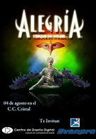 Cirque du Soleil: Alegria - Spanish Movie Poster (xs thumbnail)