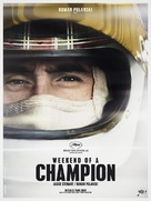 Weekend of a Champion - French Movie Poster (xs thumbnail)
