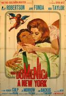 Sunday in New York - Italian Movie Poster (xs thumbnail)