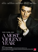 A Most Violent Year - French Character movie poster (xs thumbnail)