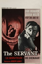 The Servant - Belgian Movie Poster (xs thumbnail)