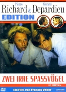 Les compères - German Movie Cover (xs thumbnail)