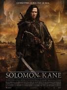 Solomon Kane - French Movie Poster (xs thumbnail)