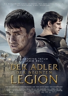 The Eagle - German Movie Poster (xs thumbnail)