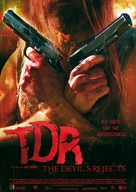 The Devil's Rejects - German Movie Poster (xs thumbnail)