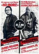 The Principal - German Movie Poster (xs thumbnail)