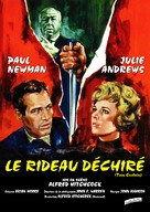Torn Curtain - French Movie Poster (xs thumbnail)