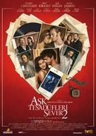 Ask Tesadüfleri Sever 2 - German Movie Poster (xs thumbnail)