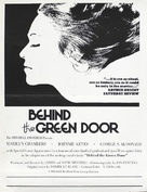 Behind the Green Door - Movie Poster (xs thumbnail)
