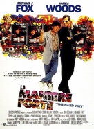 The Hard Way - French Movie Poster (xs thumbnail)